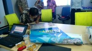 Epicor Implementation (FICO Project) PT Tunas Ridean Tbk – Project Kick-Off